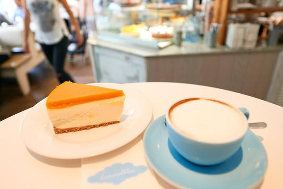 cafe himmelblau