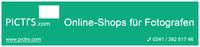 Online Shop für Fotografen; PICTRS.com