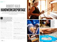 Robert Kalb Handwerksreportage Veröffentlichung in FotoPro 0417